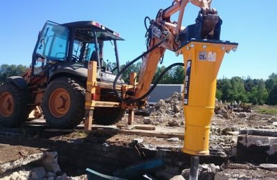 Wyburzenia budowlane i ich realizacja.