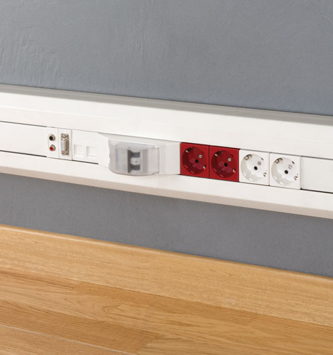 Prawidłowy montaż instalacji elektrycznej.